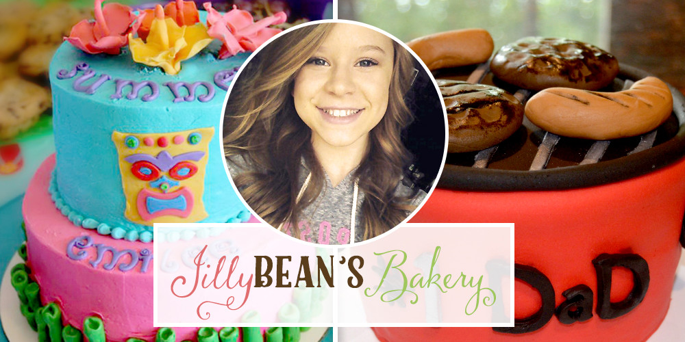 Jillian Ernst - Kidpreneur of the Month